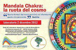 mandala chakra, 2 dicembre 2012, colleferro, accademia yemaya