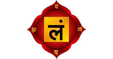 Il colorante rosso omeopatico per il Primo Chakra