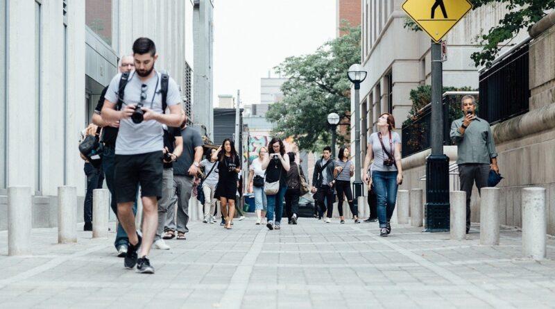 Camminare per cambiare lo stile di vita