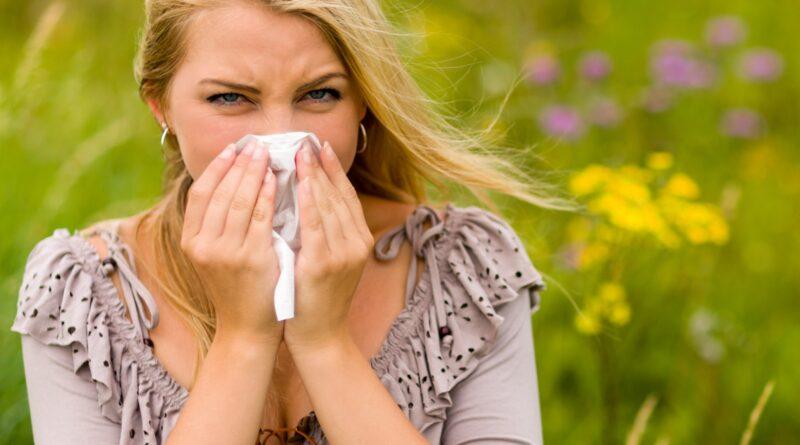 Allergie Primaverili e non solo